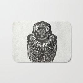 Listen To The Owl Bath Mat