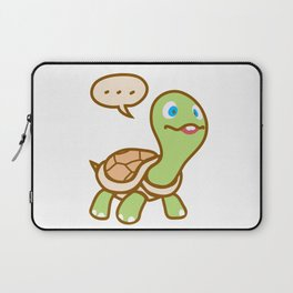 Thinking Turtle Laptop Sleeve
