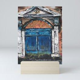 "Venice ""Secret door"" Mini Art Print"