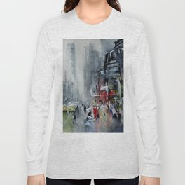 New York - New York Long Sleeve T-shirt