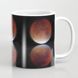 Super blood moon Coffee Mug
