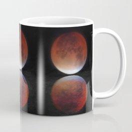 Super blood moon Coffee Mug