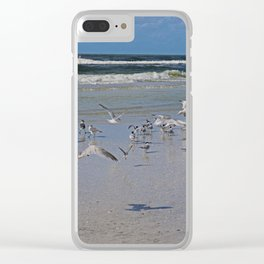 A Joyful Day Clear iPhone Case