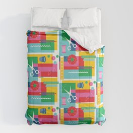 Craft Collage Comforters