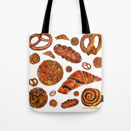 Bakery Dream Shop Tote Bag