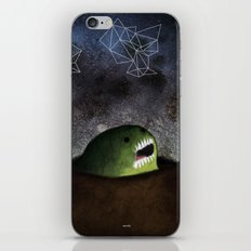 Asomandose Al Espacio iPhone & iPod Skin