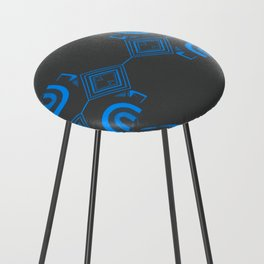 Elec-Tron B Counter Stool