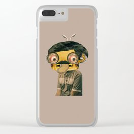 Daily Monster #2 Clear iPhone Case