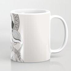 Vanity - Peacock - Neutral Mug