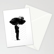 My life is a Storm Stationery Cards