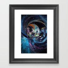 The Great Journey Framed Art Print