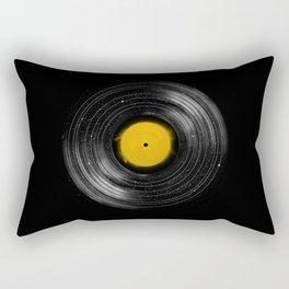 Sound System Rectangular Pillow