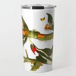 Ivory-billed Woodpecker Travel Mug