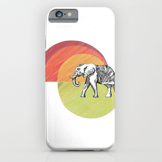 Elephant... iPhone & iPod Case
