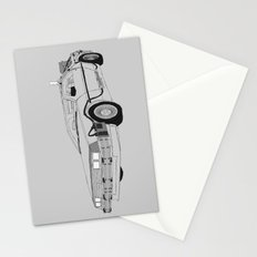 DeLorean DMC-12 Stationery Cards
