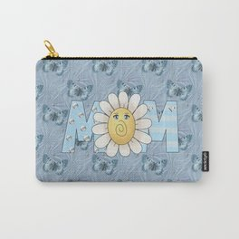 Dreamy Butterflies Roses and Mom Carry-All Pouch