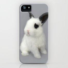Little Rabbit iPhone Case