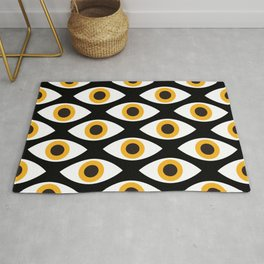 EYES_POP_ART_01 Rug