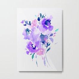 Flowers 7 Metal Print