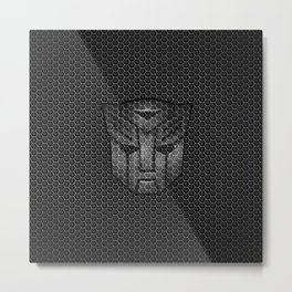 AUTOBOT Metal Print