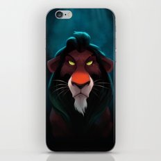 In the Shadows iPhone & iPod Skin