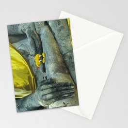 Buddha in Thailand Stationery Cards