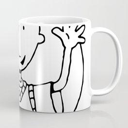 Doug and Dog Coffee Mug