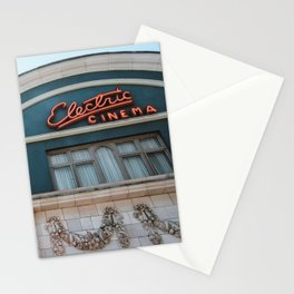 A glance back to the past at the Electric Cinema in Notting Hill, London Stationery Cards