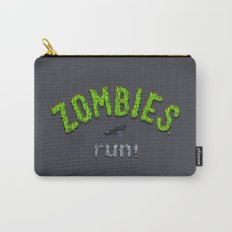 ZOMBIES, run! Carry-All Pouch
