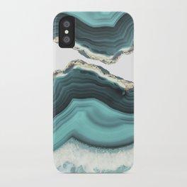 Sea Agate iPhone Case