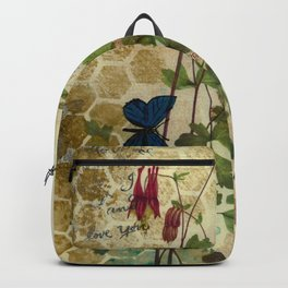 Columbine Love Letters 2 Backpack
