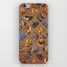 On Safari iPhone & iPod Skin