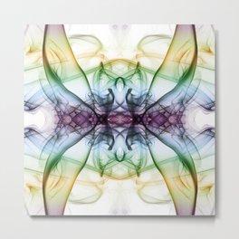 Smokey Butterfly 2 Metal Print