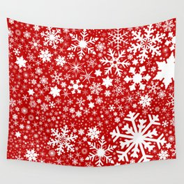 Christmas Blast Wall Tapestry