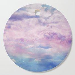 Cloud Trippin' Cutting Board