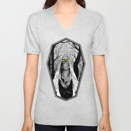 Forest Ghost Unisex V-Neck