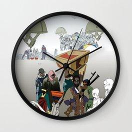Chaos (2 of 3) Wall Clock
