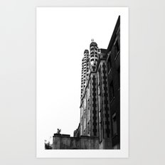 Waverly Hills Art Print