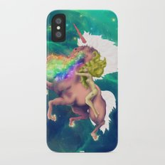 Gaga&Horse (The Galactic Tour of orgasms stellars from Unicorn) Slim Case iPhone X