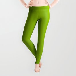Simply Fresh Spring Apple Green- Mix and Match with Simplicity of Life Leggings