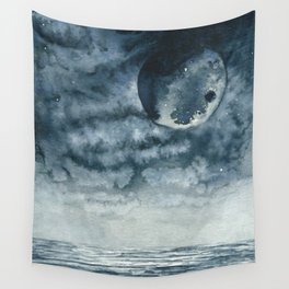 Gravitational Pull Wall Tapestry