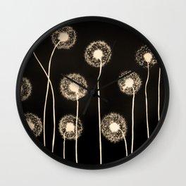 Scourge of Suburbia Wall Clock