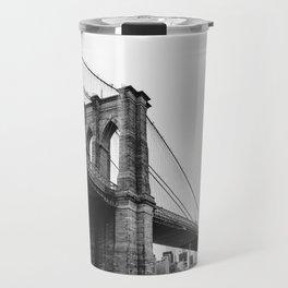 Brooklyn Bridge II Travel Mug
