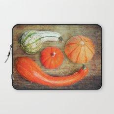 Pumpkins Laptop Sleeve