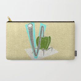 Vegetable Vacuum Cleaner V Carry-All Pouch