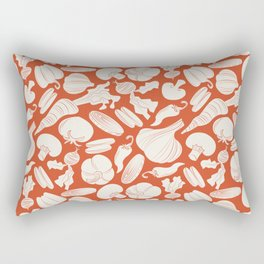 Eat Your Vegetables Rectangular Pillow
