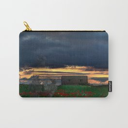 Time moves on Carry-All Pouch
