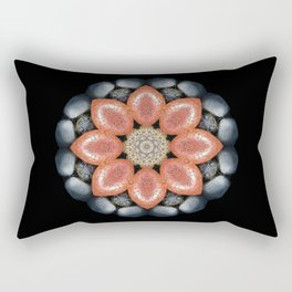 Orange Blossom Rectangular Pillow