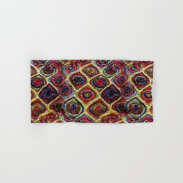 Crochet Hand & Bath Towel