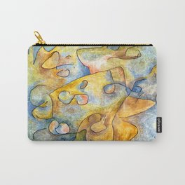 Paul Klee Branches in Autumn Carry-All Pouch